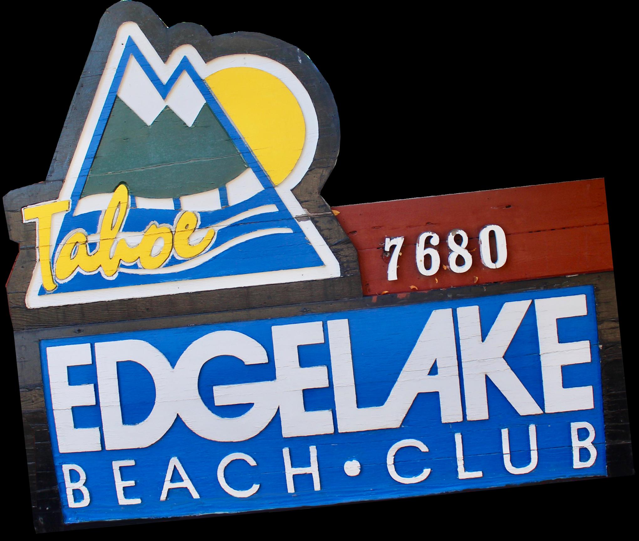 Tahoe Edgelake Beach Club – Tahoe Vista, California